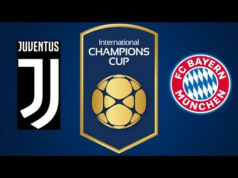 JUVENTUS VS. BAYERN MÜNCHEN | International Champions Cup 2018 | PES 2018