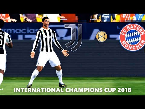 Juventus vs Bayern Munich | Ronaldo's First Goal for Juve | International Champions Cup