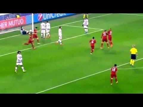 Juventus Vs Bayern Munich 2-2 Highlights & All Goals 23 February 2016