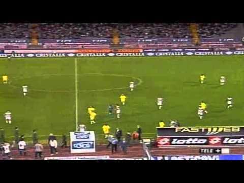 Serie A 2001-2002, day 03 Juventus – Chievo 3-2 (2 Marazzina, Tacchinardi, Tudor, Salas)