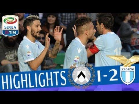 Udinese – Lazio 1-2 – Highlights – Giornata 31 – Serie A TIM 2017/18