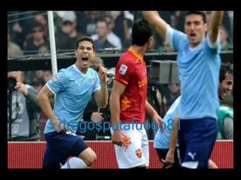 """Roma-Lazio 1-2  commenti di De Angelis e Zampa. """" Annate a casa finale by Guidone"""""""