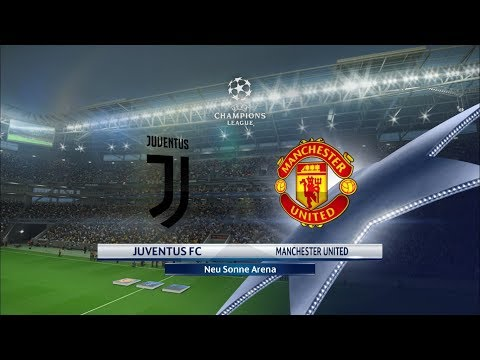 JUVENTUS vs MANCHESTER UNITED I Uefa Champions League 2018/19 Group Stage