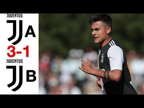 Juventus A vs Juventus B 3-1 All Goals & Highlights [14/08/2019] Villar perosa 2019⚫⚪