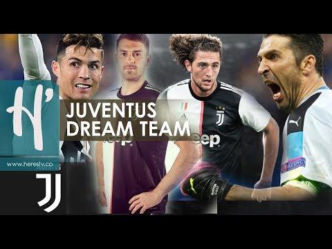 Juve Dream Team: CR7 + Ramsey, Rabiot, De Ligt, Buffon