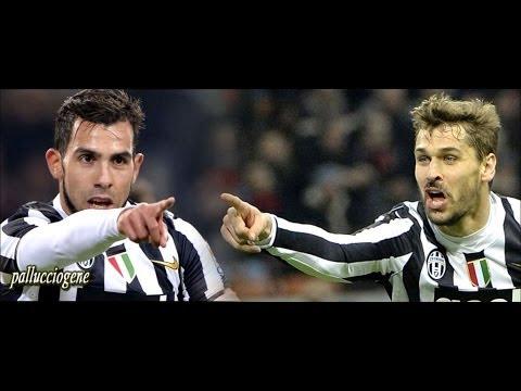 Tevez & Llorente 2014 Goals-Skills Juventus FC