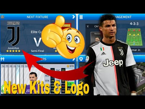 Dream League Soccer 2019 How To Make Juventus Team Kits & Logo 2019/2020