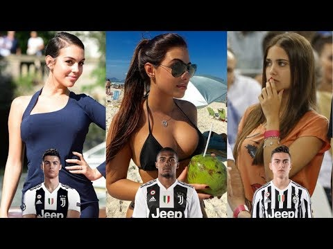 Juventus F.C. Players Wives And Girlfriends (Wife) 2019 | Famous People Stories