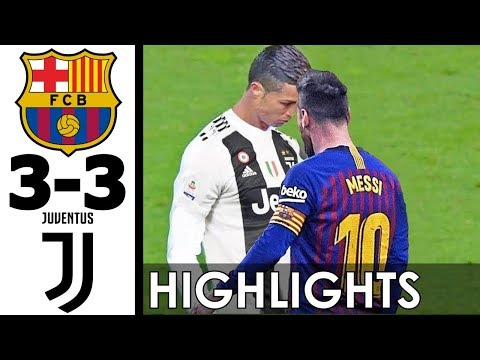 FC Barcelona vs Juventus 3-3 All Goals and Highlights w/ English Commentary (UCL) 2017 HD 720p