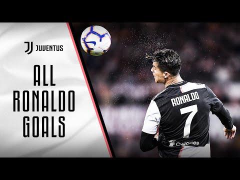 All Cristiano Ronaldo goals 2018/19!