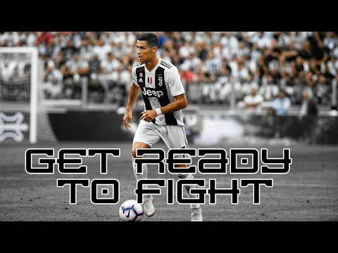 GET READY TO FIGHT | CRISTIANO RONALDO |Juventus | Skills, Goals, Training | In Hindi Song