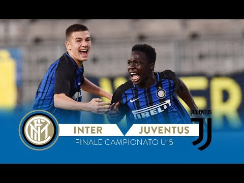 INTER-JUVENTUS 5-0 | Highlights | UNDER 15 Championship Final