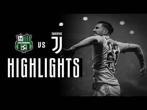 HIGHLIGHTS: Sassuolo vs Juventus – 0-3 – The Bianconeri win by three