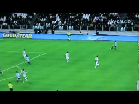 Juventus Lazio 2-1 Goals & Highlights 11-04-12 Del Piero Goal