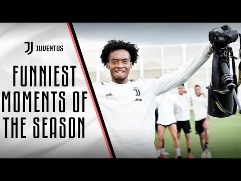 Juventus Funniest Moments of the 2018/19 season