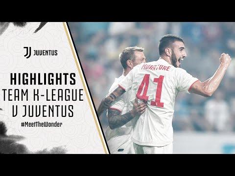 HIGHLIGHTS | TEAM K-LEAGUE V JUVENTUS