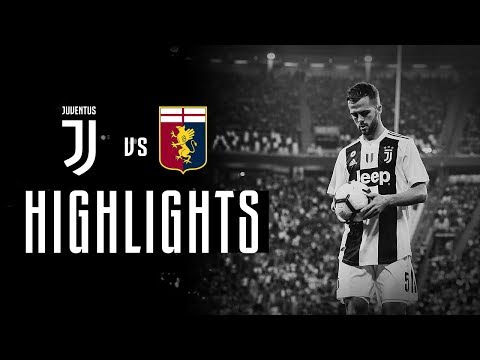 HIGHLIGHTS: Juventus vs Genoa – 1-1 | The Bianconeri stay unbeaten
