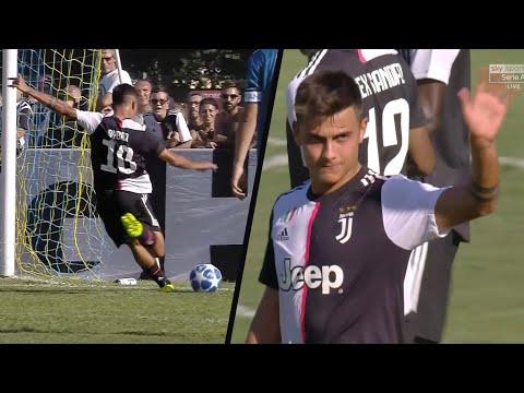 Juventus A vs Juventus B 3-1 • Gli Highlights (Villar Perosa 2019/20)