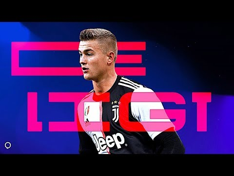 Matthijs de Ligt – WELCOME TO JUVE
