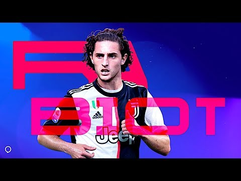 Adrien Rabiot – WELCOME TO JUVE