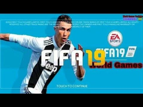 How to Download FTS Fifa 19(Latest Squad)ft:ronaldo to juventus etc.Download FTS 19 Mod (Apk+Obb)