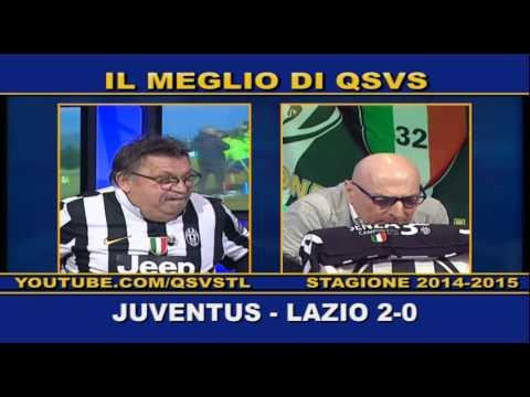 QSVS – I GOL DI JUVENTUS – LAZIO 2-0 – TELELOMBARDIA  / TOP CALCIO 24