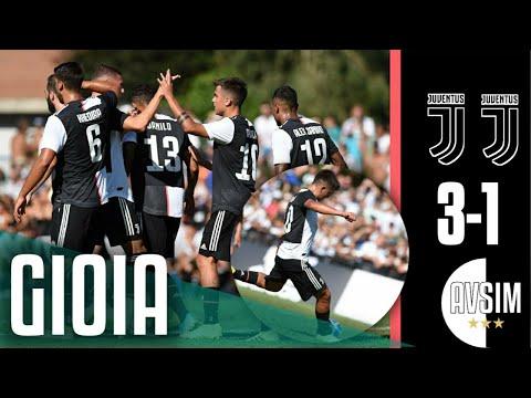 Dybala protagonista a Villar Perosa ||| Juventus A-Juventus B 3-1