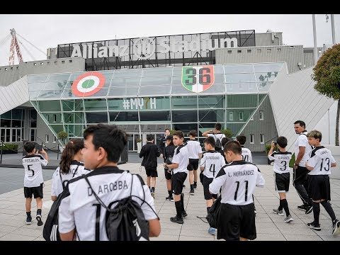 Juventus Academy World Cup: Day 2