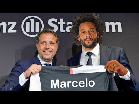 Marcelo Welcome To Juventus ? Confirmed Summer Transfers 2019