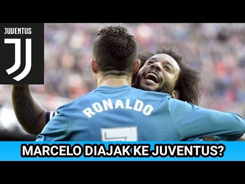 Ronaldo Akan Ajak Marcelo Pindah ke Juventus, Mungkinkah?