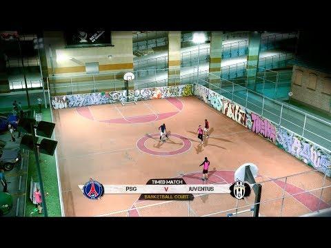FIFA Street in 2018!!! PANNA RULES Juventus VS PSG!!!!