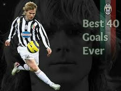 Pavel Nedved ● Best 40 Goals Ever  HD