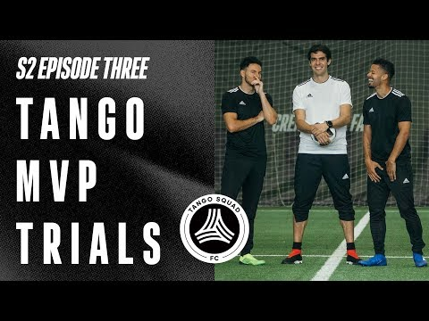 MVP Trials feat. F2Freestylers and Kaká   Tango Squad FC
