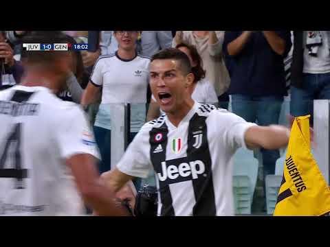 Ronaldo Siuuuuuuu !!!