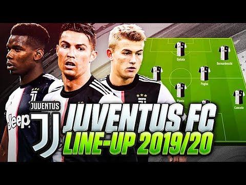 OMG! JUVENTUS LINE UP 2019-2020 + TRANSFERS NEWS   w/ POGBA, DE LIGT, RAMSEY & RONALDO💰   FIFA 20