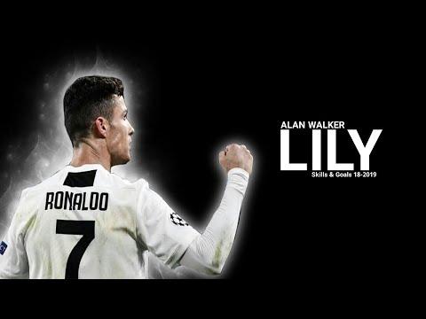 Cristiano Ronaldo : Alan Walker – LILY : Skills & Goals | HD