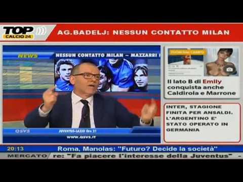 QSVS – riassunto juventus-lazio 2-0 (FINALE COPPA ITALIA) del 17/05/2017 (Telelombardia)