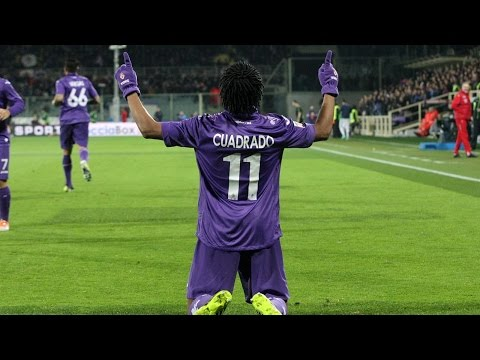 Juan Cuadrado ► Welcome to Juventus || All 12 Goals In 2014 || [HD]