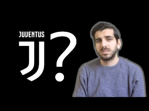 Are Juventus J-oking? Unravelling THAT new logo