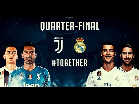 Together We Will Make History! Juventus vs Real Madrid PROMO