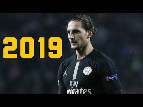 Adrien Rabiot 2019 ● Welcome to Juventus ● Skills, Passes & Interceptions ● 2018/2019 🇫🇷