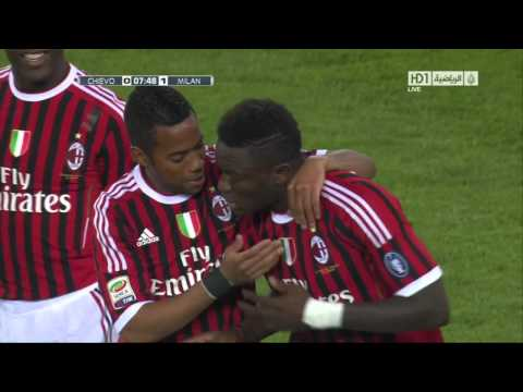Muntari Super Goal vs Chievo