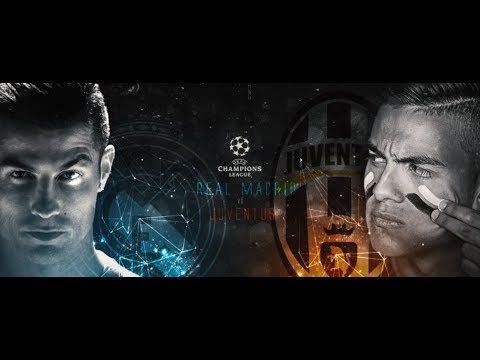 Juventus vs Real Madrid UCL 2017 Trailer