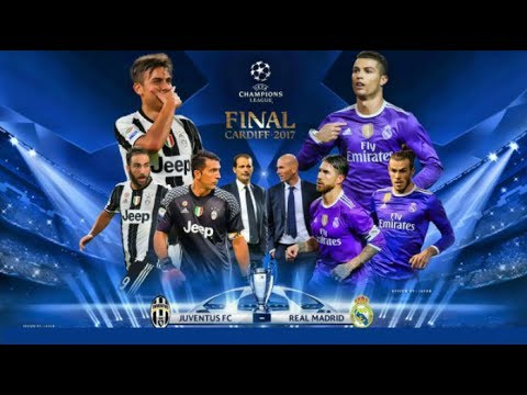Juventus vs Real Madrid – Champions League Final 'Preview' (TFBS)