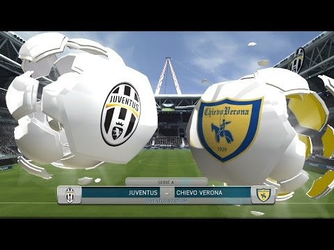 Fifa 14-Juventus Vs Chievo Verona 16/02/2014 Previsione Ita HD 720p