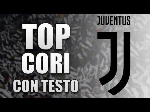 I Migliori Cori Della Juventus [Con Testo]