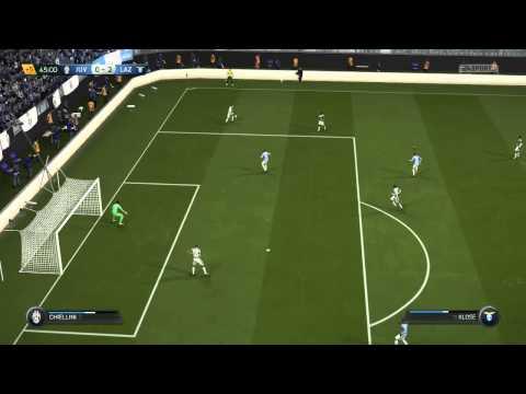 FIFA 15 JUVENTUS VS LAZIO ITALIAN SUPER CUP 2015 PREDICTION