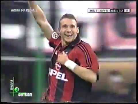 Milan – Juventus. Serie A-1999/00 (2-0)
