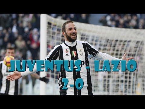 JUVENTUS – Lazio 2-0 | #FinoAllaFineForzaAbruzzo