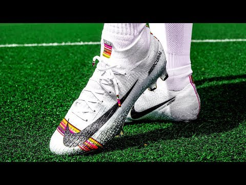 Cristiano Ronaldo Boots Test | Nike Superfly | JUVE CL 2019